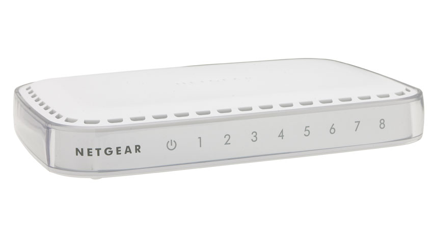 NetGear GS608 Gigabit Ethernet Switch to Connect Your Cable